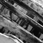 Cimetière marin, La Passagère, Saint-Malo, Noir et Blanc (5979)