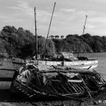 Cimetière marin, La Passagère, Saint-Malo, Noir et Blanc (6010)