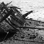 Cimetière marin, La Passagère, Saint-Malo, Noir et Blanc (6012)
