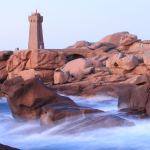 Deux photos du phare de Mean-Ruz à Ploumanac'h à télécharger en Full-HD