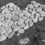 Sculptures de galets, l'Ile Grande, Côte de Granit Rose (7463)